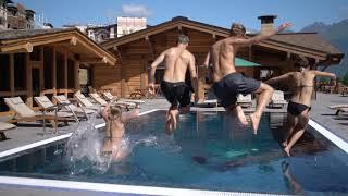 Горные бани 4 стихии Курорт Красная Поляна
