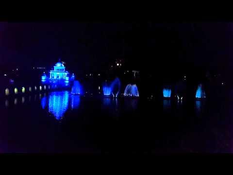 Musical Fountain in Ranipokhari