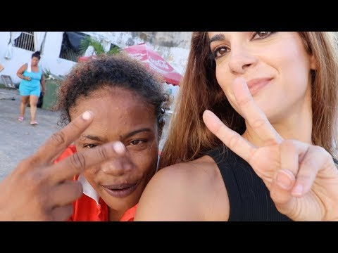 Colombia vlog 5: BTS filming in a women's prison in Cartagena