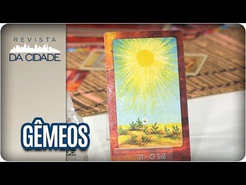 Previsão de Gêmeos 01/05 à 08/05 - Revista da Cidade (01/05/17)