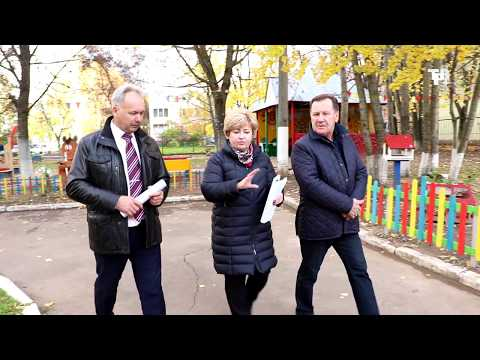 Руководитель Администрации Олег Марушкин провёл обход ДОУ №4