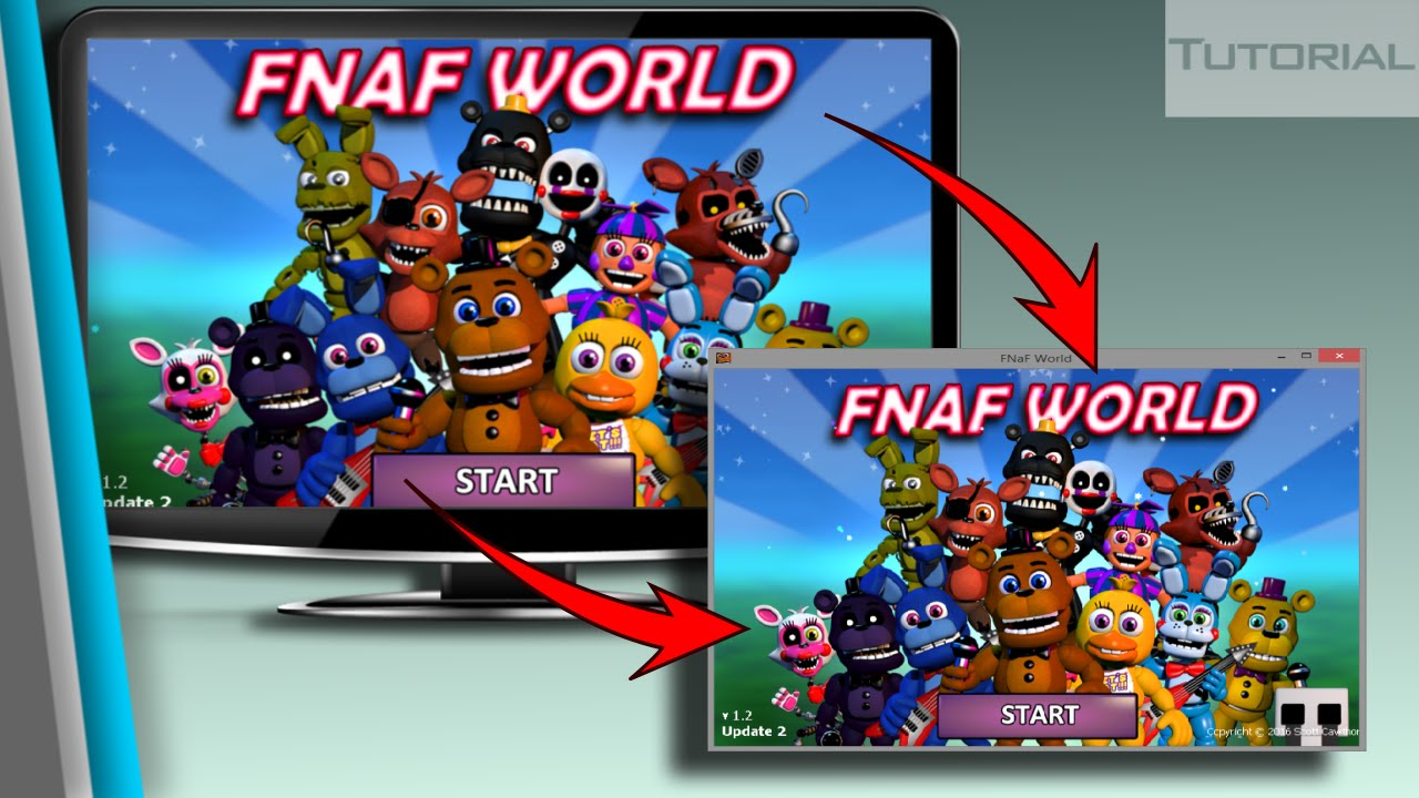 Ways to Force Fullscreen SOME Games to Play In Windowed Mode