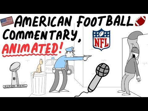 Tawny - Football Commentary, Animated!