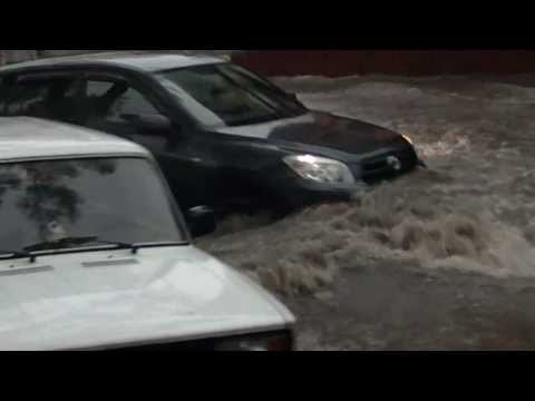 Потоп в Краснодаре