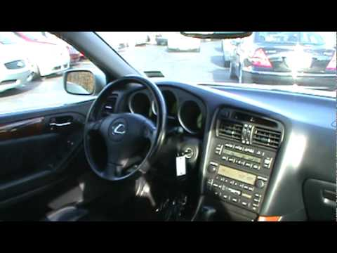 2004 Lexus GS300 Automotive Review from EMG Auto - YouTube