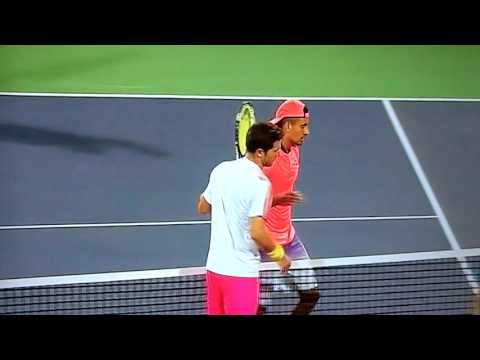 Nick Kyrgios tanking at Shanghai Masters to be reviewed by ATP