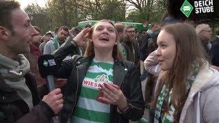 Haare sind schön, kann losgehen: Fan-Stimmen nach Werder vs. Leipzig