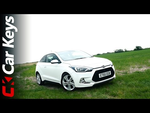 Hyundai i20 Coupe 4K 2016 review Car Keys
