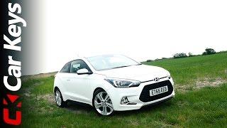 Hyundai i20 Coupe 4K 2016 review Car Keys