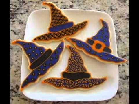easy halloween cookie decorating ideas