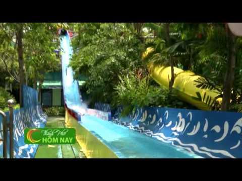 Công viên nước Đầm Sen - 39 mùa hoa chiến thắng - Thành Phố Hôm Nay [HTV9 -- 29.04.2014]