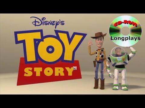 Disney's Animated Storybook - Toy Story (CD-ROM Longplay #13)