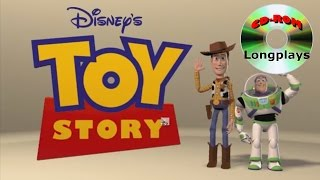 Disney ' s Animated Storybook - Toy Story (CD-ROM-Longplay #13)