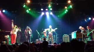 Groundation in Santa Cruz, CA on Dec. 10, 2013 (1st Set Song)
