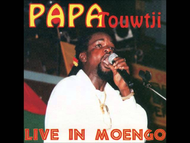 Papa Touwtji - Blakka Man (Live)