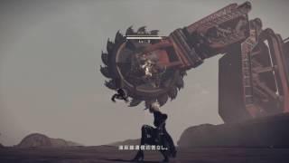 NieR: Automata Demo Speedrun in 10:27 (VERY HARD Mode)