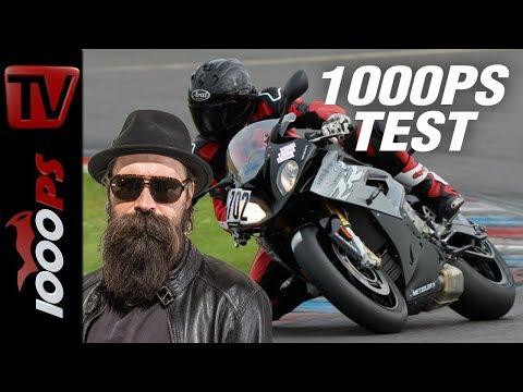 1000PS Test - Metzeler Racetec RR Slick