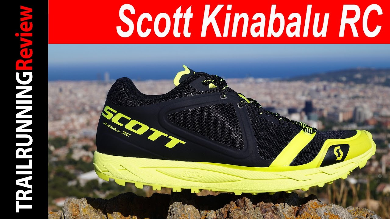 Chaussures Scott Kinabalu RC Black Yellow