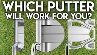 Which Putter Will Work For You