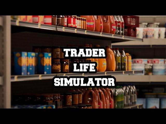Trader Life Simulator 🛒 Angezockt 🛒 Deutsch 🛒 Twitch