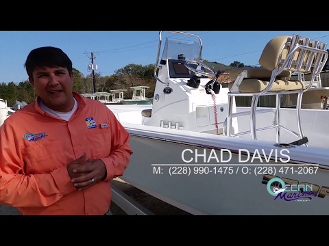 Sportsman 207 Masters - Ocean Marine Group - Presented by Chad Davis