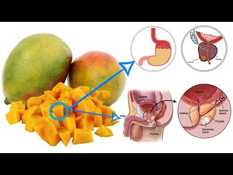 Mango Nutrition - Mango Vitamins - Mango Calories - Benefits Of Mango - Mango Fiber
