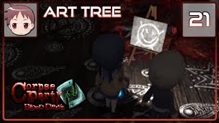 Corpse Party: Blood Drive - Art Tree - Episode 21  - Gameplay Commentary