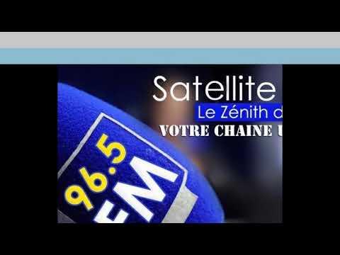 LE JOURNAL 12H 25 JANVIER 2018 SUR  SATELLITE  FM 96.5