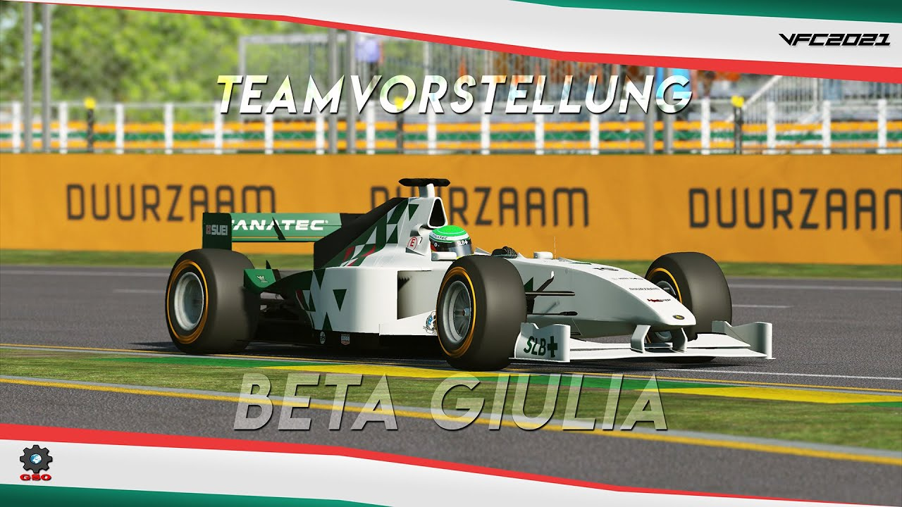 VFC-Teamvorstellungen - Beta Guilia