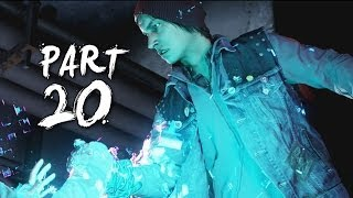 Repeat youtube video Infamous Second Son Gameplay Walkthrough Part 20 - Zero to Hero (PS4)