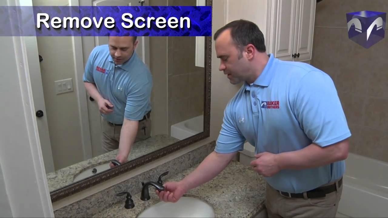 how to improve bath faucet kitchen faucet water pressure youtube how to improve bath faucet kitchen faucet water pressure