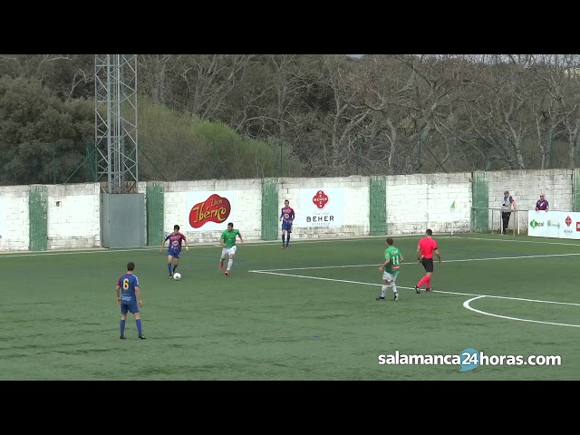 Resumen CD Guijuelo 0-0 Gimnástica Segoviana