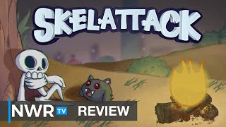 Konami Goes Indie With Skelattack (Nintendo Switch Review) (Video Game Video Review)