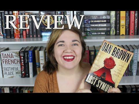 Book Review The Lost Symbol By Dan Brown Spoiler Free Youtube