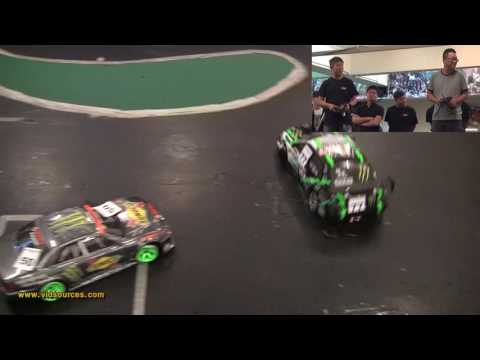 Hong Kong Drift Hero Challenge 2016 (Round 2) - 2RWD A main
