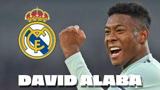 DAVID ALABA | New Real Madrid player!