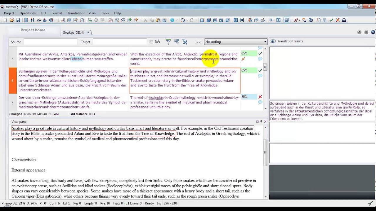 Memoq editing with livedocs and qa youtube memoq editing with livedocs and qa biocorpaavc Choice Image
