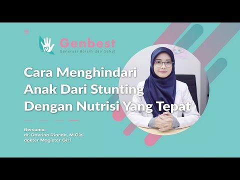 Dr. Davrina Rianda, M.Gizi: Cara Menghindari Anak Dari Stunting Dengan Nutrisi Yang Tepat