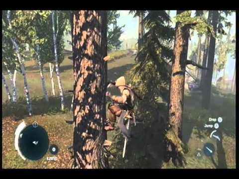 Assasin's Creed III - Feathers in Monmouth[Frontier] Location Guide - #53