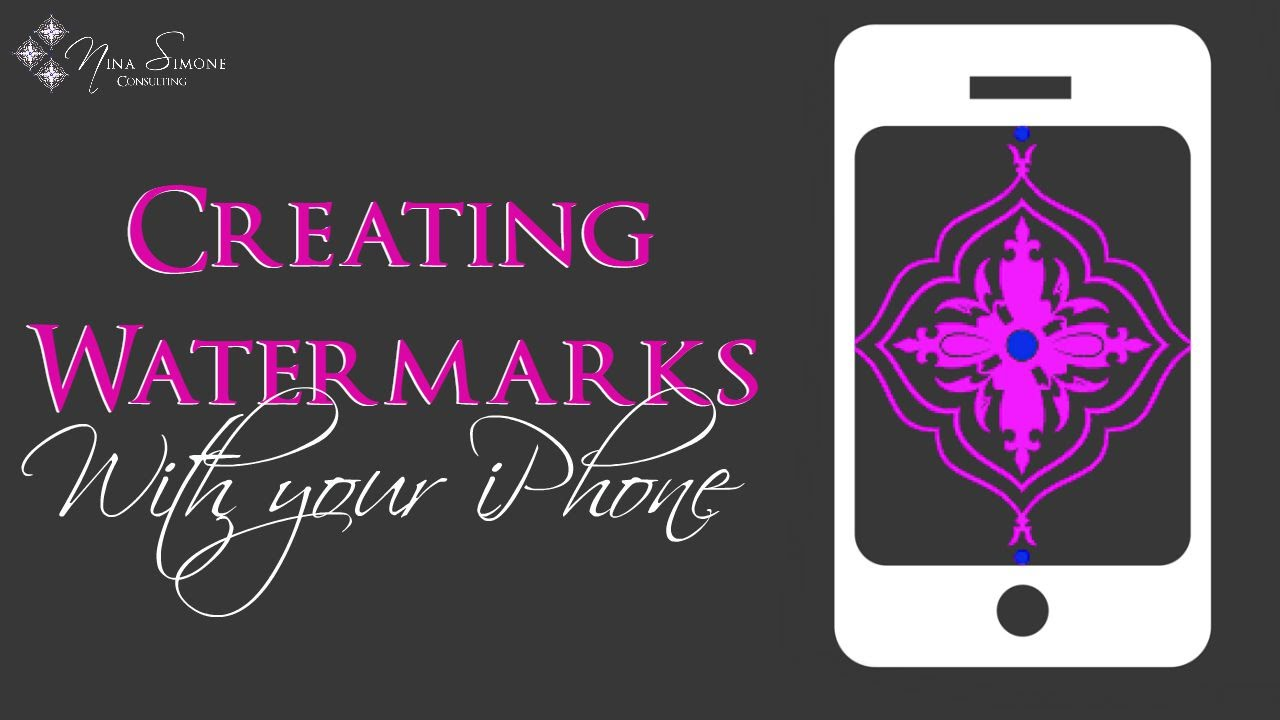 Best watermark app how to add a logo watermark with an iphone best watermark app how to add a logo watermark with an iphone ezy watermark youtube ccuart Image collections