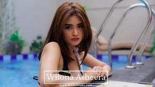 Download lagu Model Mata Lelaki Wilona Asheera | BTS Photo Shoot 2019