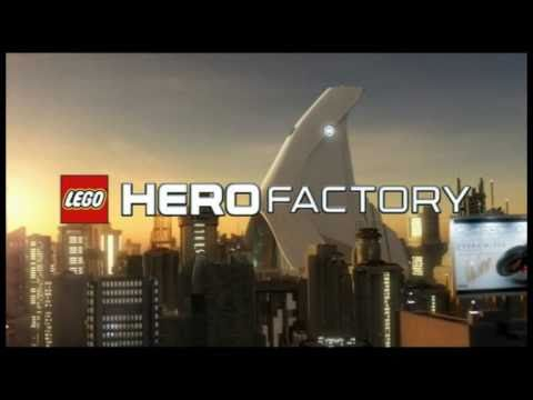 LEGO Hero Factory 1
