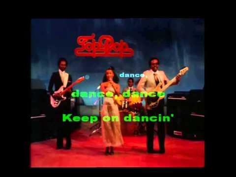 Chic   dance,dance,dance karaoke mr.Magic mp4