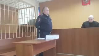'Солнечногорский рубеж' допрос грамотного полицейс...