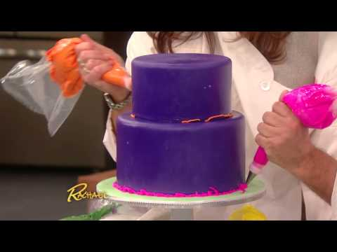 The Cake Boss' Epic Cake Challenge for Rachael Ray