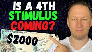 Will there be ANOTHER STIMULUS CHECK?? Fourth Stimulus Check Update