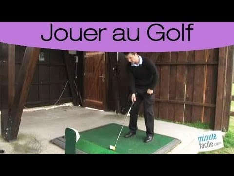 comment faire un swing au golf youtube. Black Bedroom Furniture Sets. Home Design Ideas