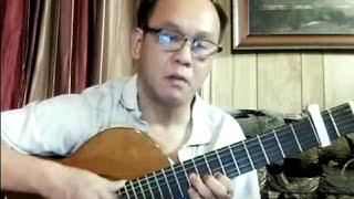 Lòng Mẹ (Y Vân) - Guitar Cover by Hoàng Bảo Tuấn