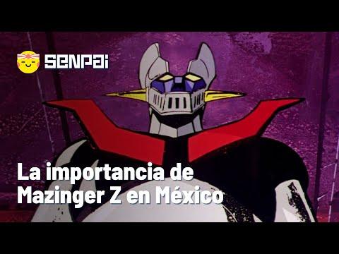 Senpai BitMe y la popularidad de Mazinger Z  | BitMe
