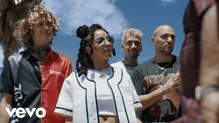 Cheat Codes - Lean On Me (feat. Tinashe) [Official Music Video]